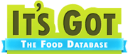 It's Got - The Food Database