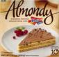 Almondy Authentic Swedish Almond Tarta With Daim - 14.1 OZ (400 g)