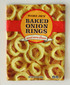 Baked Onion Rings - 6.5oz (184g)
