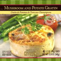 Whole Kitchen - Mushroom And Potato Gratin - 12.8 OZ (360g)