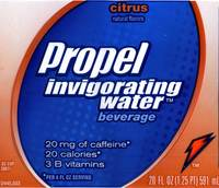 Propel Invigorating Water - 20 fl oz (1.25PT) 591mL
